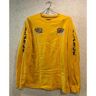 エクストララージ(XLARGE)のX-LARGE エクストララージ 刺繍入り ロンT(Tシャツ/カットソー(半袖/袖なし))