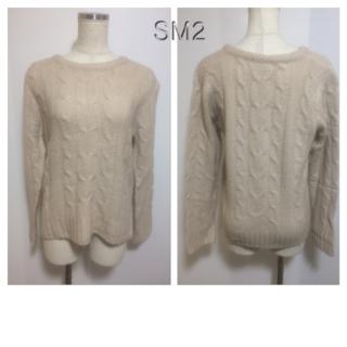 サマンサモスモス(SM2)のSM2☆46793(ニット/セーター)