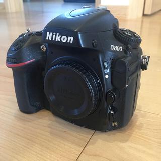 Nikon - Nikon D800 ボディ 付属品等セット