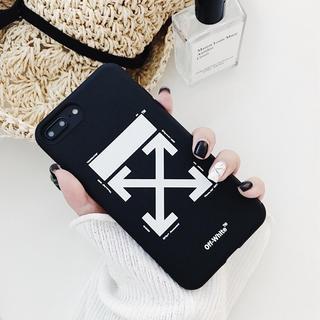 オフホワイト(OFF-WHITE)の人気のデザイン  オフホワイト XS MAX用(iPhoneケース)
