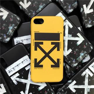 オフホワイト(OFF-WHITE)の人気のカラー  オフホワイト XS MAX用(iPhoneケース)