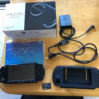 PlayStation Portable - 【即購入OK】PSP-3000  黒