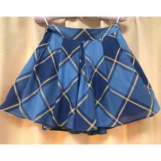 バーバリーブルーレーベル(BURBERRY BLUE LABEL)のBURBERRY BLUELABEL バーバリーブルーレーベルキュロットスカート(キュロット)
