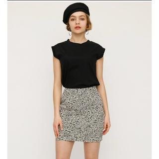 スライ(SLY)のSLY レオパードスカート  完売品(ミニスカート)