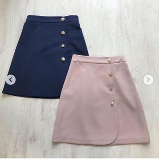 NICE CLAUP - 台形スカート アラマンダ