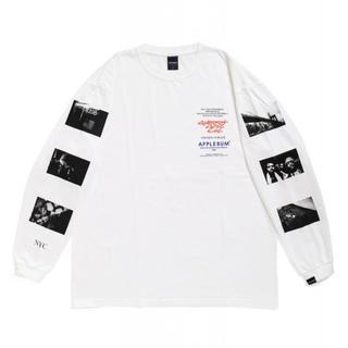 APPLEBUM - アップルバム ロングTシャツ