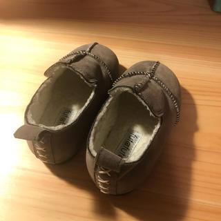フタフタ(futafuta)のモコモコ 靴 14センチ(その他)