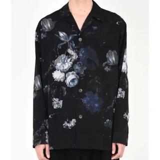ラッドミュージシャン(LAD MUSICIAN)のラッドミュージシャン 18ss 花柄パジャマシャツ(シャツ)