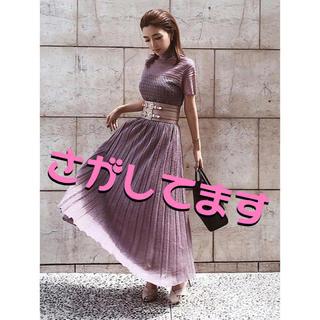 エイミーイストワール(eimy istoire)のダブルバックルワイドベルト Black>pink(ベルト)