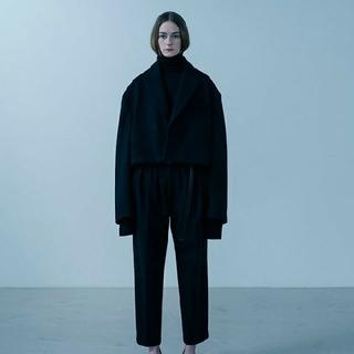 サンシー(SUNSEA)のstein short length peaked jacket シュタイン(テーラードジャケット)