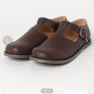 サマンサモスモス(SM2)のTストラップシューズ(ローファー/革靴)