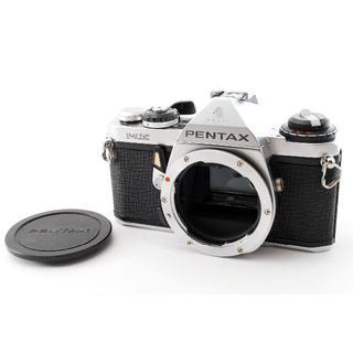 PENTAX - Pentax ペンタックス ME Silver Body用 フィルムカメラ