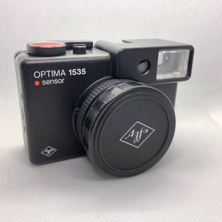 美品 AGFA OPTIMA 1535 レンジファインダー フィルム カメラ