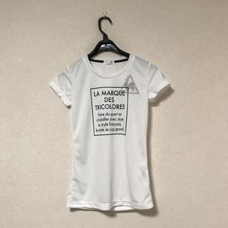 ルコックスポルティフ(le coq sportif)の Le coq sportif   半袖 Tシャツ  スポーツウエア(Tシャツ(半袖/袖なし))