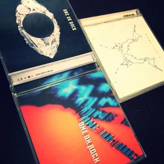 ワンオクロック(ONE OK ROCK)のONE OK ROCK CD3枚セット ¥7,104⇨¥5,000 30%OFF(ポップス/ロック(邦楽))
