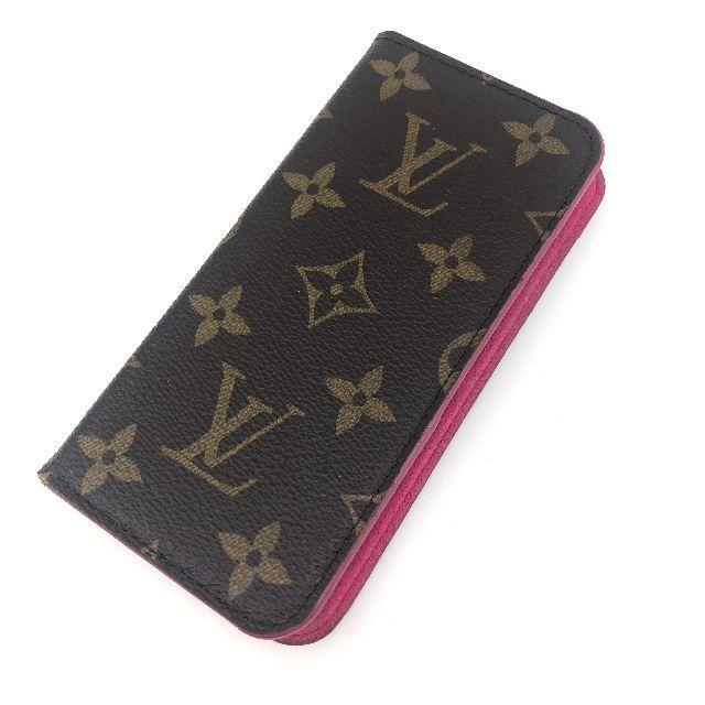 LOUIS VUITTON - 【Louis Vuitton】ヴィトンiPhone7&8フォリオM61906の通販