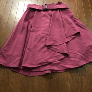 ノエラ(Noela)のフリルスカート(ひざ丈スカート)