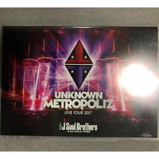 三代目 J Soul Brothers - 三代目 2017 unknown metro poliz blu-ray