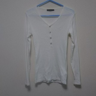 フーガ(FUGA)のフーガ  ヘンリー  長袖  美品(Tシャツ/カットソー(七分/長袖))