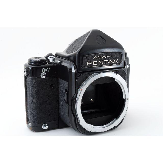 PENTAX(ペンタックス)のPentax ペンタックス 6x7 Body用 フィルムカメラ スマホ/家電/カメラのカメラ(フィルムカメラ)の商品写真