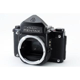 PENTAX - Pentax ペンタックス 6x7 Body用 フィルムカメラ