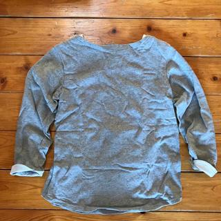 ドアーズ(DOORS / URBAN RESEARCH)のFORKS&SPOON☆ボートネックTシャツ135☆アーバンリサーチドアーズ(Tシャツ/カットソー)