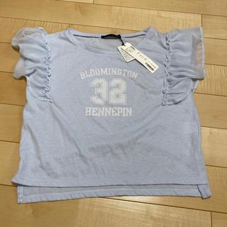 ヘザー(heather)の新品❤︎Heather フリルTシャツ(Tシャツ(半袖/袖なし))