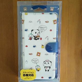 ラクテン(Rakuten)のお買いものパンダ  スマホケース(キャラクターグッズ)