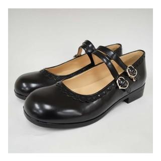 ボディライン(BODYLINE)のロリータ靴 LL(ハイヒール/パンプス)