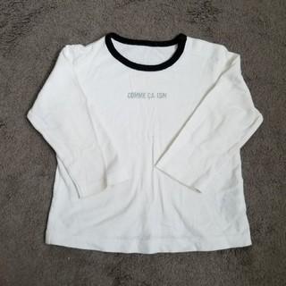 コムサイズム(COMME CA ISM)のコムサ シャツ 80(シャツ/カットソー)