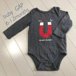 babyGAP - babygap babyGAP ロンパース70