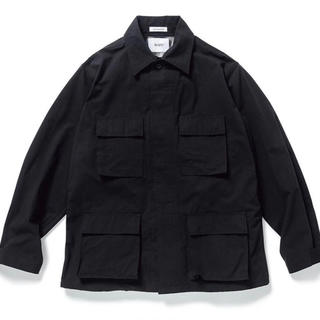 W)taps - wtaps W MILL LS 02 SHIRT NYCO RIPSTOP
