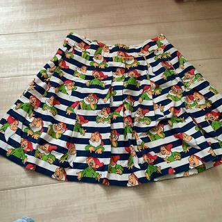 スライ(SLY)のSLY ディズニーコラボスカート(ミニスカート)