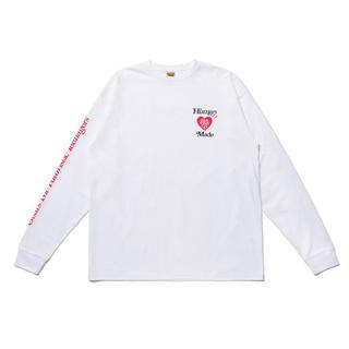シュプリーム(Supreme)のLONG-T GDC S size(Tシャツ/カットソー(七分/長袖))