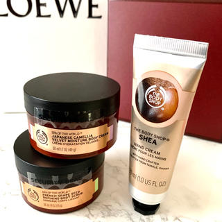 THE BODY SHOP - THE BODY SHOP 3点セット