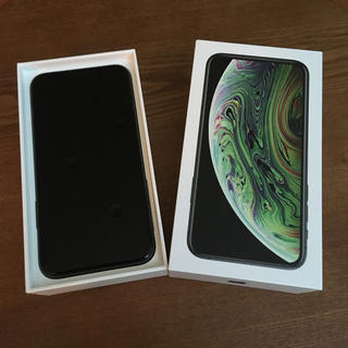 iPhone - iPhone Xs(256GB、SIMフリー)