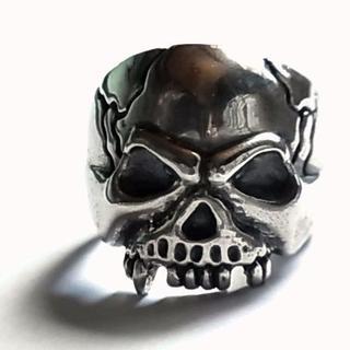 ミッシェルクラン(MICHEL KLEIN)の新品ミッシェルクランMICHEL KLEINリング指輪19号スカルSVシルバー(リング(指輪))