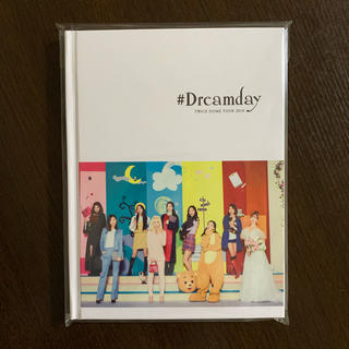 ウェストトゥワイス(Waste(twice))のTWICE #Dreamday DREAMBOOK ドームツアー フォトブック(K-POP/アジア)