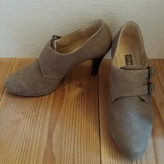 エレガンスヒミコ(elegance卑弥呼)の■elegance卑弥呼■ショートブーツ■25センチ(ブーツ)