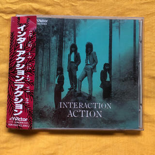INTERACTION/ACTION (ポップス/ロック(邦楽))