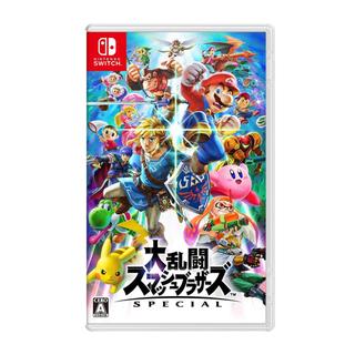 Nintendo Switch - スマブラ  スイッチ Switch