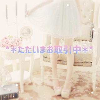 LIZ LISA - 【商談中】グレンチェック♡透かしレースのサーキュラーワンピース