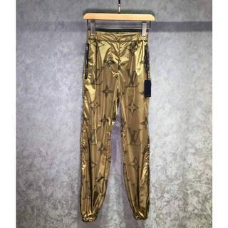 ルイヴィトン(LOUIS VUITTON)のエレカジ【Louis Vuitton】モノグラム プリントジョギングパンツ(カジュアルパンツ)