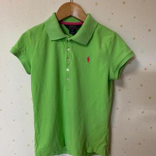 ポロラルフローレン(POLO RALPH LAUREN)のポロラルフローレン ポロシャツ 140cm Mサイズ(Tシャツ/カットソー)