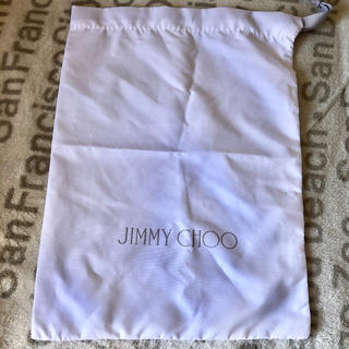 ジミーチュウ(JIMMY CHOO)のジミーチュウ 布袋 保存袋(ショップ袋)