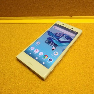 Xperia - Xperia X Compact Blue 32 GB docomo