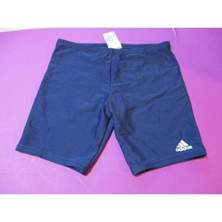 adidas - アディダス 紺色の競泳水着 サイズ170 (502)