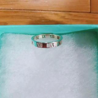 ティファニー(Tiffany & Co.)のティファニー Tiffany リング 箱あり 内袋あり  (リング(指輪))