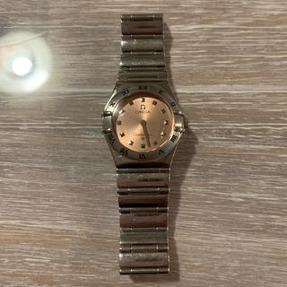 オメガ(OMEGA)の🌸オメガ  レディース  時計  ピンク🌸お値下げしました😊🍀(腕時計)