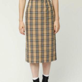 スライ(SLY)のスライ SLY チェック スカート ZARA MOUSSY H&M(ひざ丈スカート)